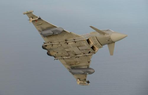 Eurofighter Storm Shadow