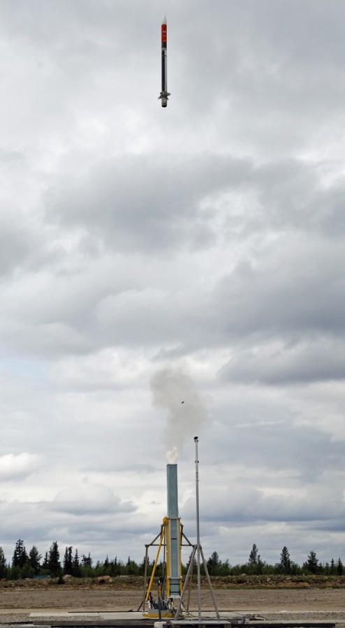 Sea Ceptor launch