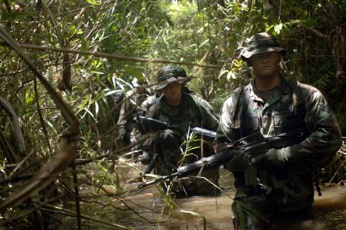 Soldiers Patrol 2