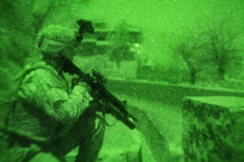 Soldiers Patrol 3