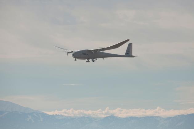 UAV Global Observer 1