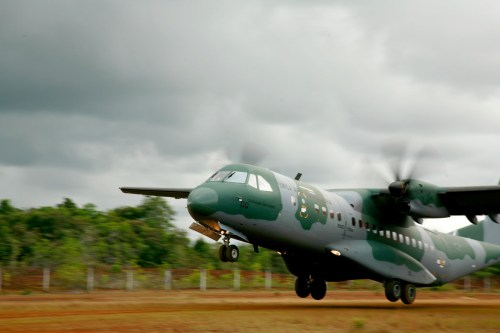 Brazil Air Force C295 1