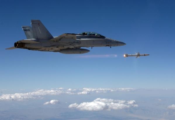 F-18 AARGM