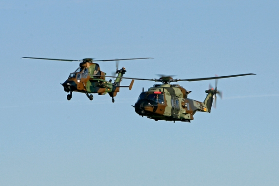 Spain Army Tiger NH90