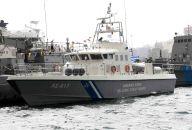 Greece Coast Guard Patrol boat 1