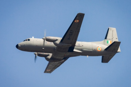India Air Force Avro H748