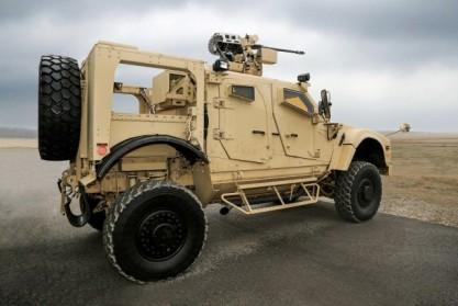 M-ATV 30mm gun