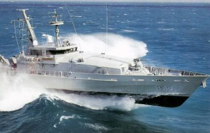 Australia Navy Armidale Class Patrol Boat