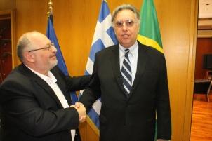 Isixos - Brazilian Ambassador