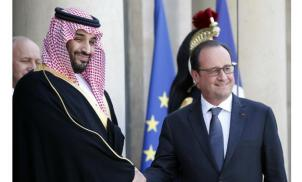Hollande - Saudi Arabia
