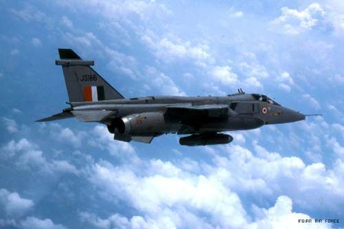 India Air Force Jaguar 1