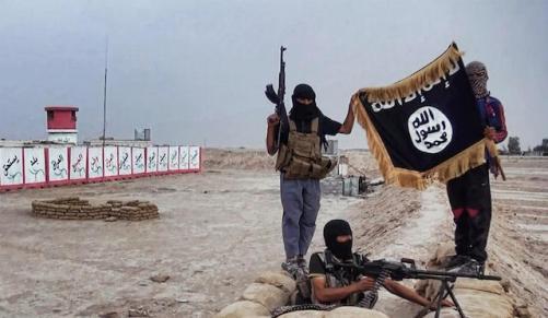 ISIS terrorists 1