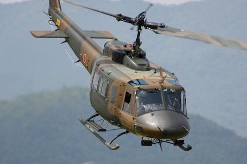 Japan UH-1J 1