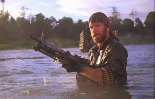 Chuck Norris M60