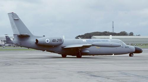 Israel Air Force IAI-1124N