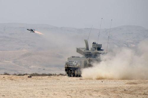 Israel Army Tamuz M113 APC