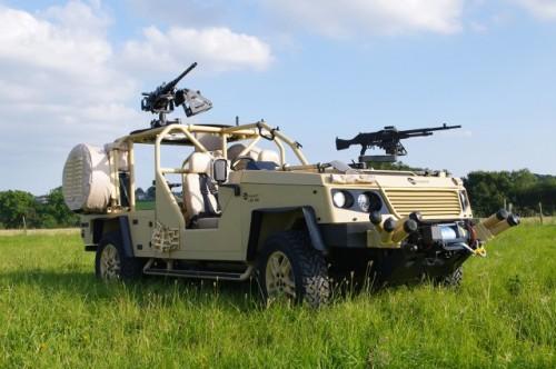 Supacat LRV400 Mk2