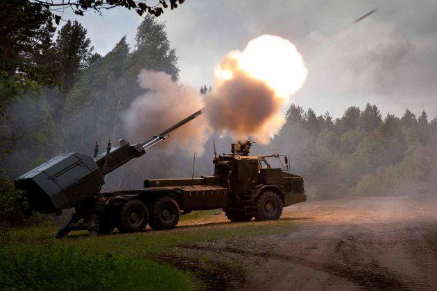 Sweden Army Archer 1