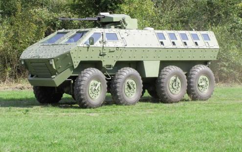 Serbia Lazar IFV 1