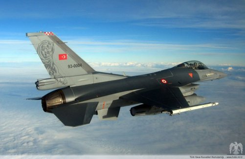 Turkey Air Force F-16 2