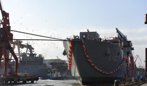 Turkey Navy LST 2 ADIK