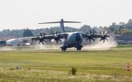 A400M grass runway