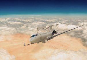 Saab SRSS Bombardier Global 6000