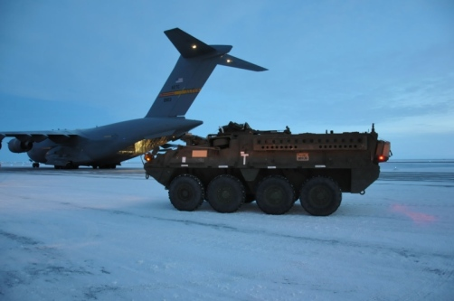 Stryker 17 Arctic Circle