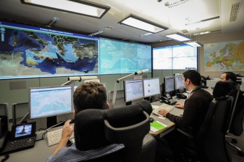 Frontex EUROSUR 1