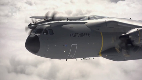 Germany Air Force A400M 1