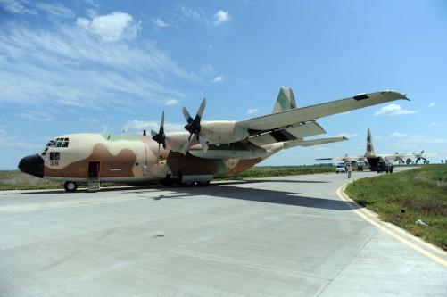 Israel Air Force C-130 1