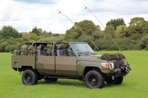 Jankel Fox Land Cruiser