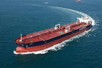 Oil tanker Suezmax