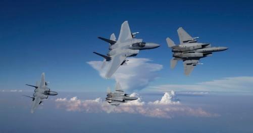 USAF F-15C 1