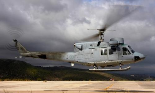 Greece Navy AB212 1