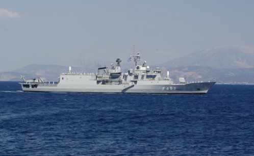 Greece Navy Spetsai