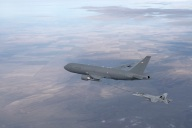 KC-46A F/A-18 Milestone C
