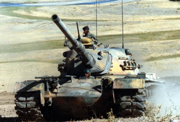 turkey-army-m60-1